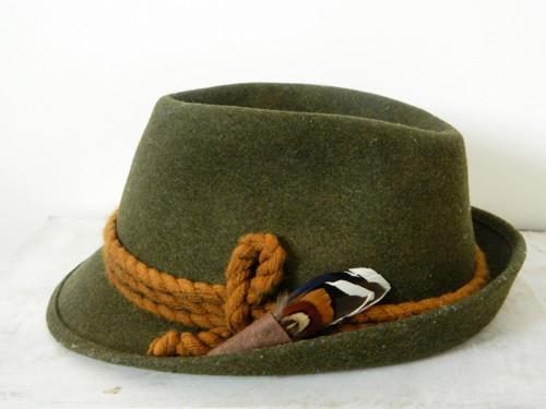 pírka na klobouk