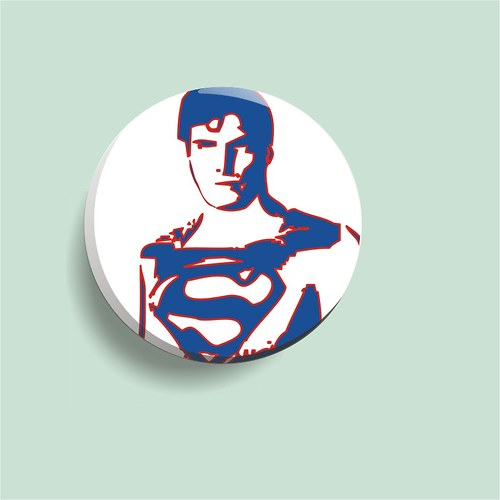 placka superman