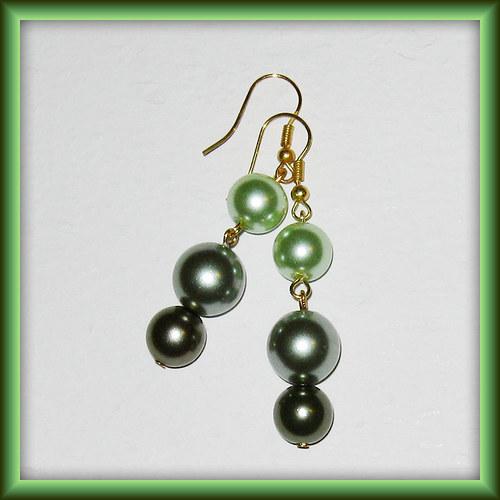 Zelenkavé perly