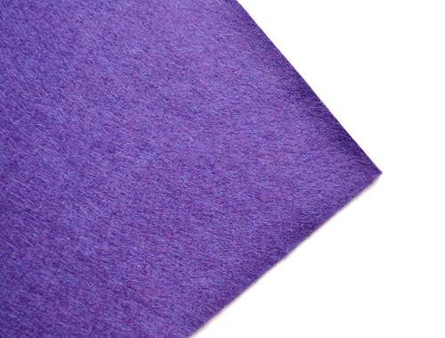 Plsť metráž tm.fialová (šířka 45 cm) (barva č. 23)