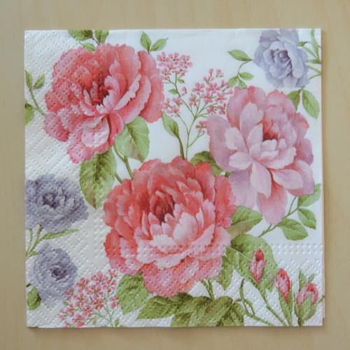 Růžičky 25 x 25 cm