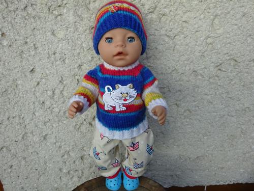 Kaťata pro Baby Born