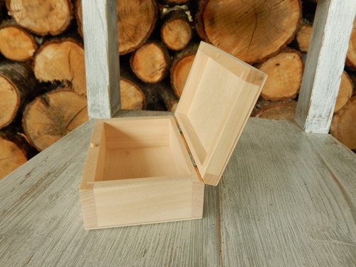 Krabička obdelníček 12,7 x 8,5 cm