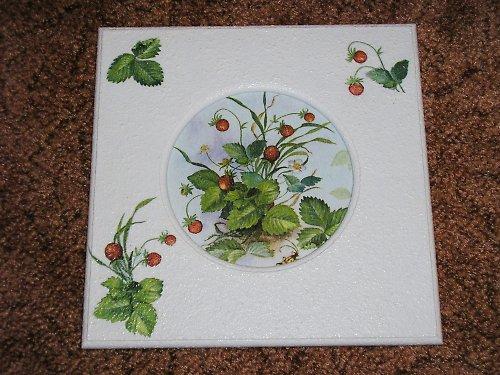 Obrázek-lesní jahody