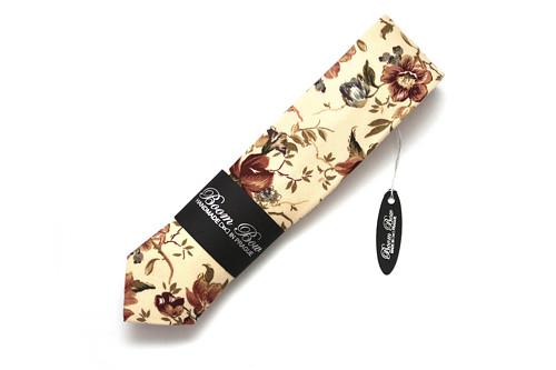 Bavlněná kravata Skinny 5cm Boom Bow TC066