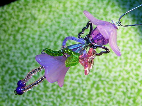 Hasička XI. - víla fialová - Fairy