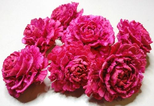 Cedrové růže tmavě růžové