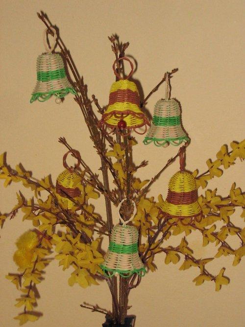 Velikonoční zvonečky