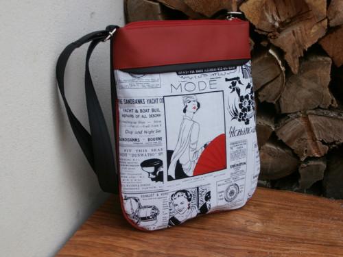 TROCHU RETRA 2 - příruční kabelka