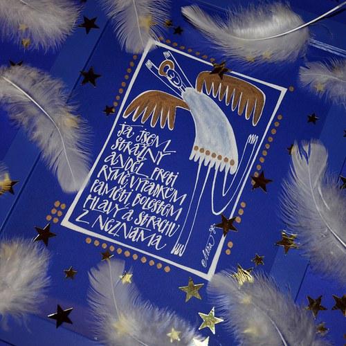 strážný anděl proti rýmě a tak...