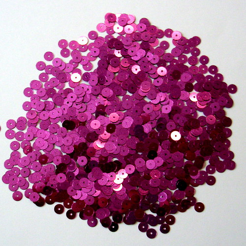 Flitr sypaný - růžový