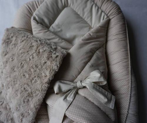 Souprava pro miminko-BÉŽOVÁ