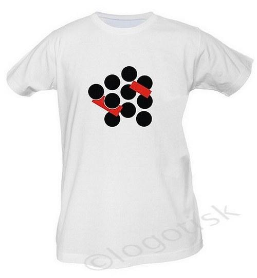 Tričko Aegre - kuličky