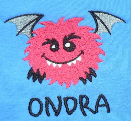Dětské tričko příšerka Ralph+ jméno