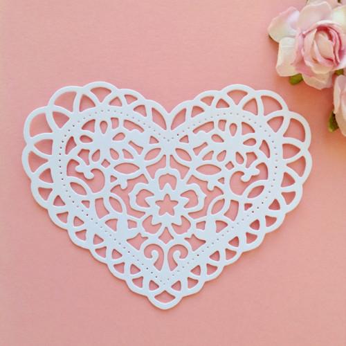 Srdce, barva dle přání ( SRD 33)