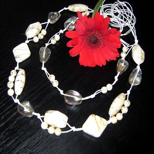 Decentní náhrdelník