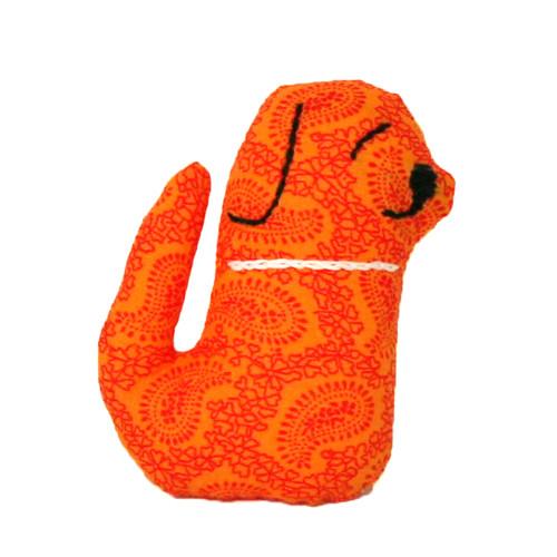 Pejsek - oranžový