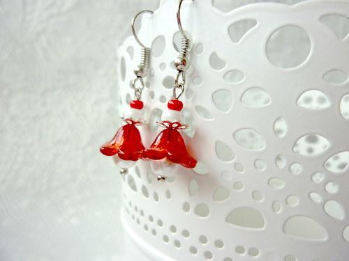 červené zvonky