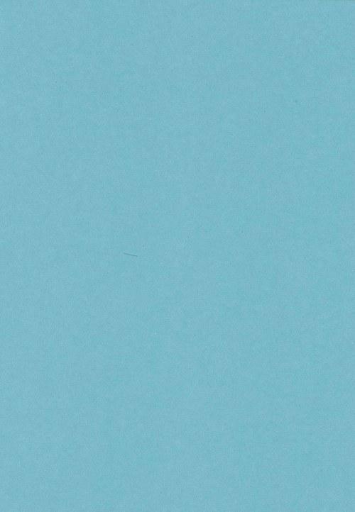 Fotokarton A4 středně modrý