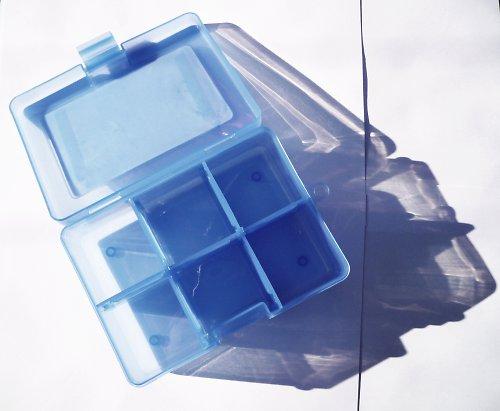 Box s vyjímatelnými přepážkami