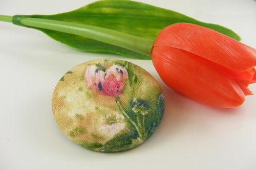 Brož - tulipánová