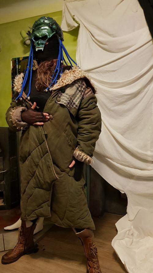 Kabát Predátor