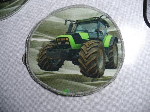 Nášivka -  traktor