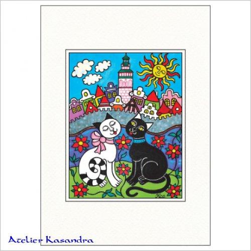 Pasparta A3 - Krumlovská láska
