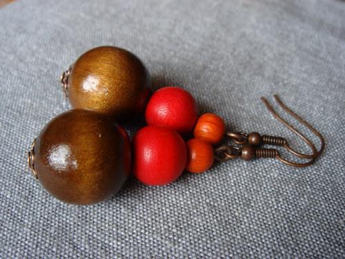 Červené housenky II.