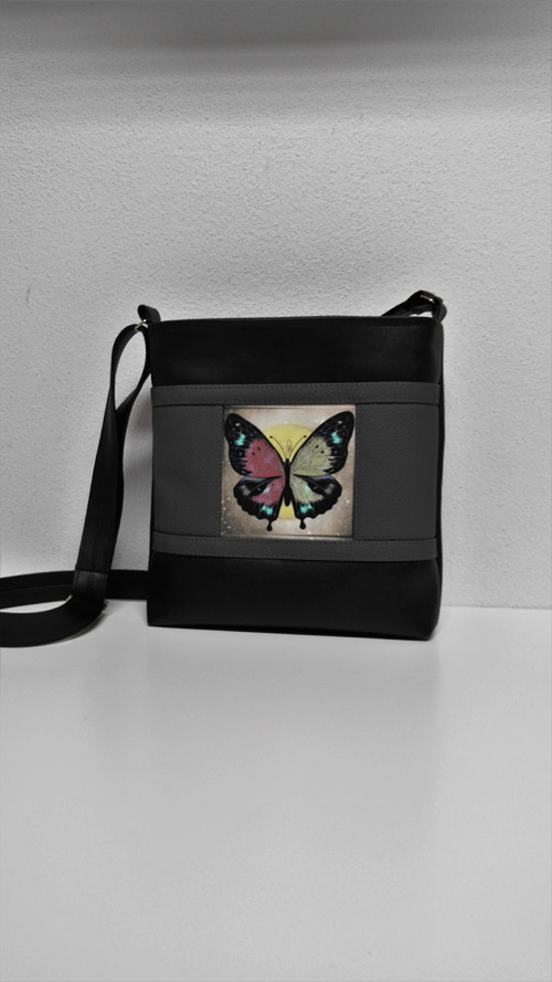 Mini Crossbody Motýl