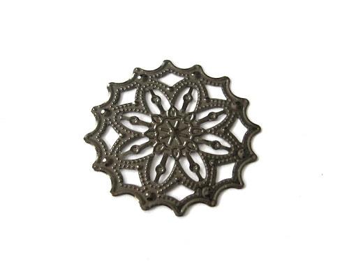 2902817/Filigránový ornament jemný, 1 ks