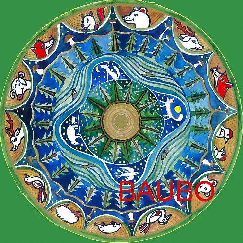 Šamanská mandala