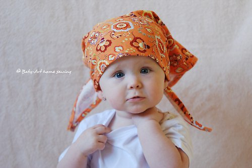 Buggy Bandana Bibs - Chilly No.3