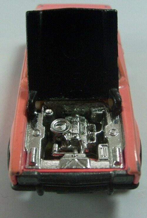 * Ford Capri * 1:58 * MATCHBOX - Superfast * 1970