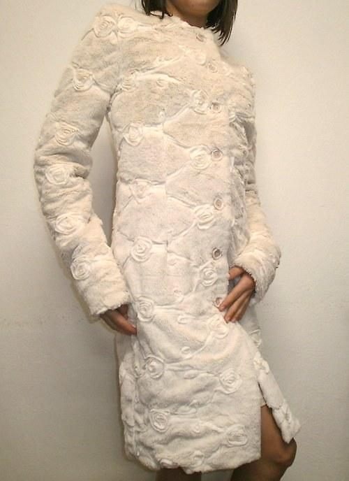 kožešinový kabátek