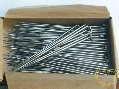 Plstící jehly - výhodné velké balení - 90 kusů