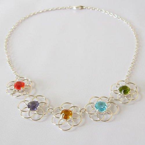 Šanelový náhrdelník  F71