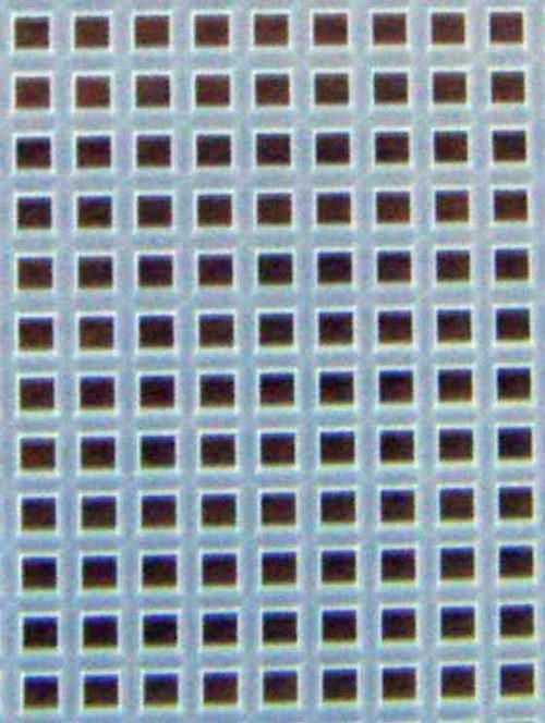 Plastová kanava I - průhledná
