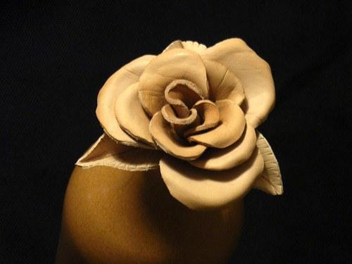 Kožená růže