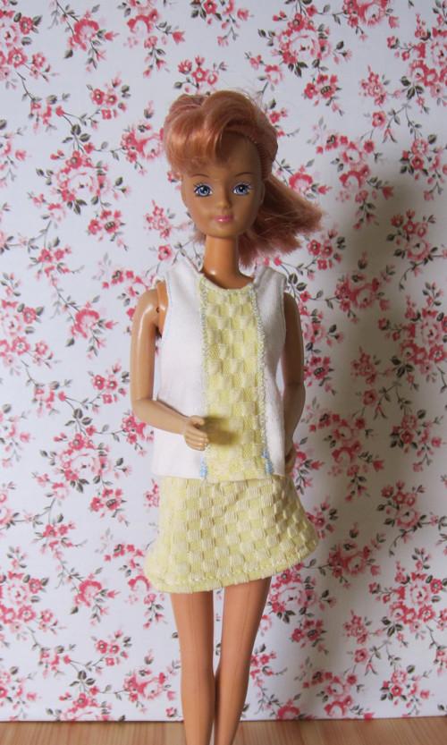 Komplet pro Barbie