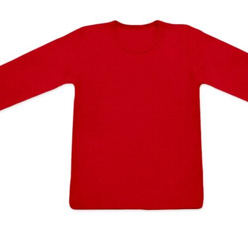Dětské tričko UNI DR červené
