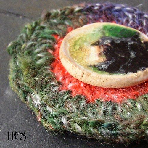 Crochet - Rainbow