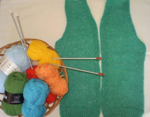 Kurz pletení pro mírně pokročilé