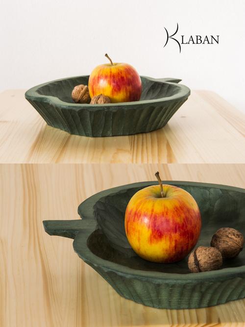 Mísa jablíčko ZELENÁ