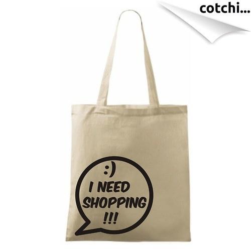Taška na nákupy SHOPPING **více barev**