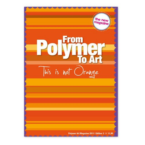 From Polymer to Art - Orange / časopis