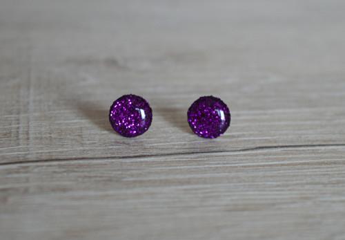 Purple sapphire 8 mm chir. ocel