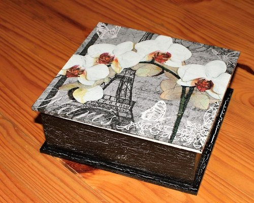 Orchidej Paříž - krabička menší