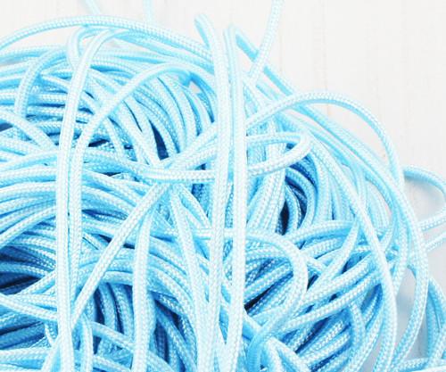 9.2 m, 30 let, 10yrd Tyrkysově Modré Nylon Kabel M
