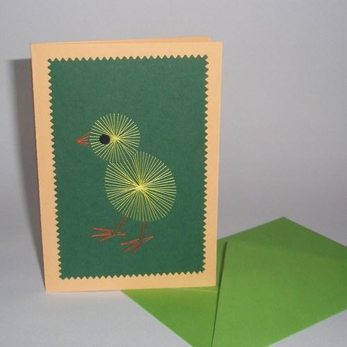 Kuřátko zelené